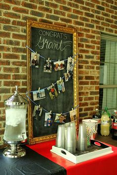 Grant's Graduation Party | Less Than Perfect Life of Bliss | home, diy, travel, parties, family, faith