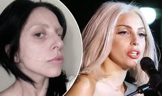 'It's a scary thing to revisit those things underneath': Lady Gaga looks unrecognisable as she posts make-up free snap