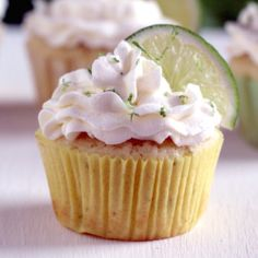 margarita cupcakes; i was colored skeptical until i had one.