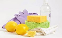 Spring Scrub Down! Spring cleaning tips from PaulaDeen.com. #pauladeen