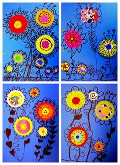Flors i grafisme