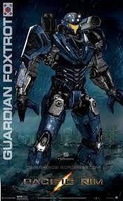 Guardian Foxtrot - South Korea Jaeger