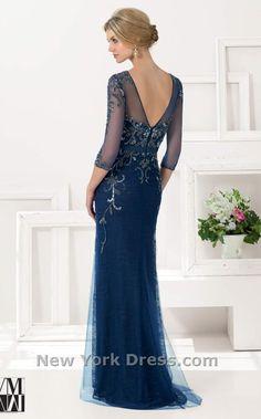 VM Collection 71134 Vestido - spanish.NewYorkDress.com