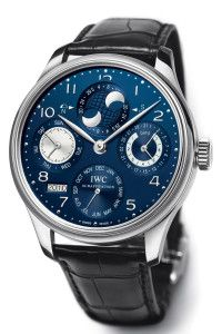 cool The accuracy and modernity of IWC Portuguese