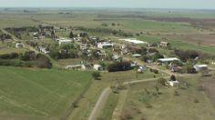 Vista aérea de Echagüe