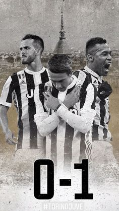 #Derbydellamole  #TorinoJuve  0-1  #Juventus Turin is black and white⚪⚫⚽