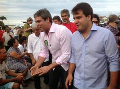 Notícias de São Pedro da Aldeia: POLÍTICA - Cabo Frio recebe Lindberg Farias em cam...