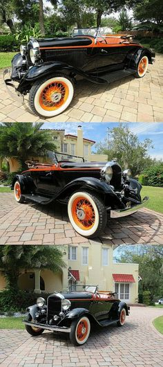 1932 Plymouth PB Roadster AACA Grand National Winner Rare Collegiate Model! Grand National, Old Cars, Plymouth, Cars For Sale, Monster Trucks, Model, Cars For Sell, Scale Model