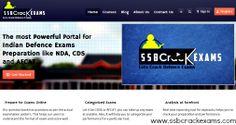 Online CDS, AFCAT, NDA Exam Preparation with SSBCrackExams.com by www.ssbcrack.com
