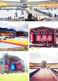 the stage for the WWA tour!