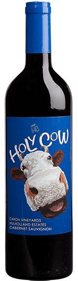 Holy Cow Cabernet Sauvignon San Francisco International Wine Festival Silver medal winner CA State Fair Bronze medal winner