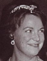 Tiara Mania: Emerald Parure Tiara worn by Princess Irene of the Netherlands, Dowager Duchess of Parma