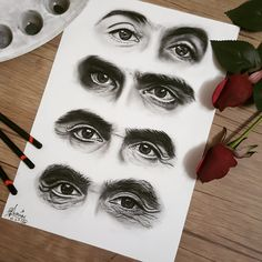 Al Pacino Eyes Through Years by Samjo91's shop