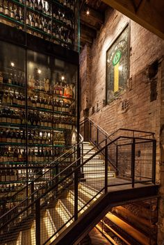 7 Restaurants with Intoxicating Wine Displays