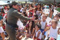 Noticias de Cúcuta: Una jornada de entretenimiento y regalos llegó has...