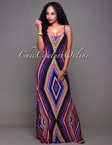 107c4c3e9cd Dresses. African Inspired ClothingChic ...