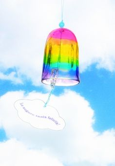 虹の風鈴*