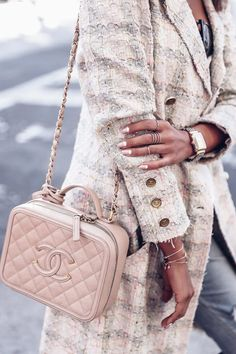 579db6dc6 70 Best Chanel Purse images | Chanel handbags, Chanel bags, Couture bags