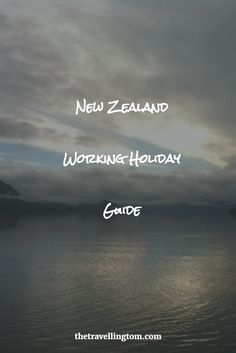 Thinking of heading to New Zealand on a working holiday!? Check out my guide for tips and tricks to make the most of your visa!