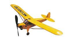 Westwings Piper J-3 Cub Balsa Aeroplane | Hobbies