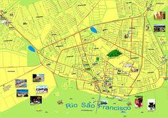 MapasBlog: Mapas de Petrolina - PE
