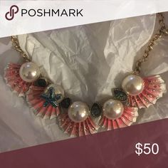 Betsey johnson sea shell necklace Betsey johnson and the sea Betsey Johnson Jewelry