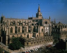Cathedral Sevilla, Spain.
