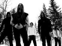 Enslaved- arguably my favorite black metal band.