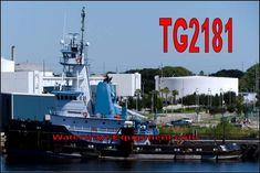 5750 HP ocean tug is available for sale. Ocean, The Ocean, Sea