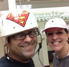 Superman: Suzanne Laboy's Blog.  Weekly posts from a woman whose husband suffered a TBI from a gunshot wound received in the course of his work as a policeman.