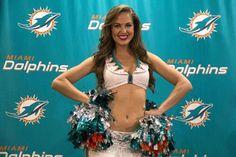 Man Cave Kristan Green : Nfl cheerleaders: week 14 dolphins cheerleaders and season