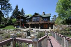 Lake George Vacation Rental Rockhurst T - Property Listing from Davies-Davies Lake George, Property Listing, Real Estate, Cabin, Vacation, House Styles, Amp, Home Decor, Homemade Home Decor