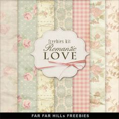 Sunday's Guest Freebies ~ Far Far Hill ♥♥Join 2,480 people. Follow our Free…