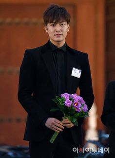 Lee Min Ho at 2016-2018 Visit Korea Year Proclamation Ceremony,  20151106.