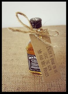 20 drink/bottle wedding favour personalised tags /shabby chic/vintage style 3006 in Home, Furniture & DIY, Wedding Supplies, Wedding Favours | eBay