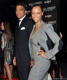 Tyra Banks & John Utendahl