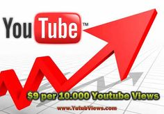 Buy real youtube views to gain more attention and get popular image on the online environment and having the popularity on YouTube is very essential for anyone who wanted to conduct online marketing or wanted to create good image using the video sharing website.