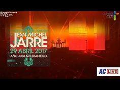 Jean Michel Jarre LIEBANA 2017 The Connection Concert SPAIN