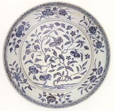 Chinese dish, Ming dynasty, Yung-lo period (1403-1424