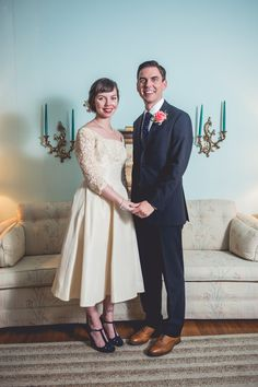 We Crafted a Vintage Inspired 130 Person Austin Wedding for $6K... Then Rode Off into the Night