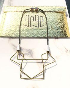 Lion Necklace \ Moss W| gegebag #gege #handcrafted #jewelry #necklace #limitededition #moss #statementnecklace #geometric #minimalist #modern #steel #stones #silk #packagedesign #howlite #dope #fresh #shoponline #handmadejewelry #istanbul #gegemade