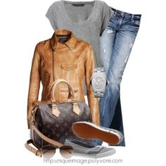 Outfit_Polyvore_Saturday Casual