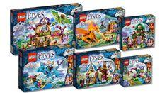 New LEGO Elves Sets Released – Dragons Have Arrived!