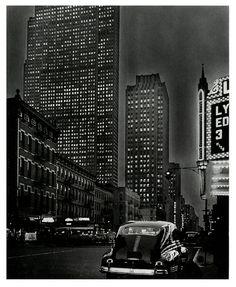 1942 vintage New York photo