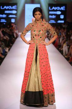 Lakmé Fashion Week – ARPITA MEHTA AT LFW WF 2015