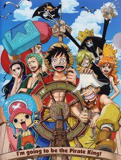 Editor del Manga de One Piece habla sobre el futuro y duración de su historia.