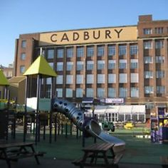 Birmingham, UK - Cadbury World in Bourneville #England #Birmingham