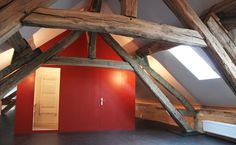 Holiday home, Burgundy (France), red 'core', www.8aa.nl