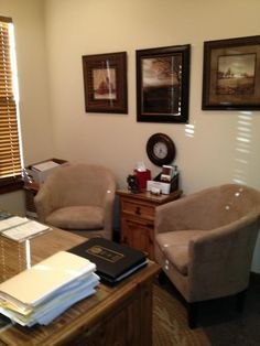 Consult in the privacy of the attorney's office Corner Desk, Law, Comfy, Chair, Furniture, Home Decor, Corner Table, Decoration Home, Room Decor