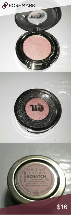 Urban Decay Scratch New no box.  Authentic. Urban Decay Makeup Eyeshadow
